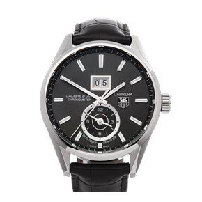 Tag Heuer Carrera Calibre 8 Stainless Steel - WAR5012