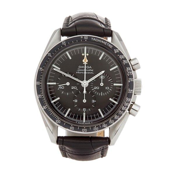 Omega Speedmaster Pre-Moon Chronograph Stainless Steel - 145.012