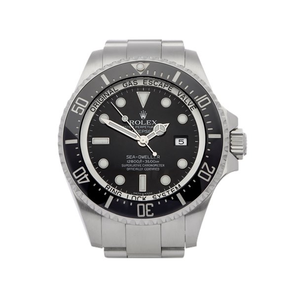 Rolex Sea-Dweller Deep Sea Stainless Steel - 116660