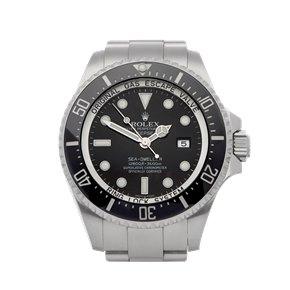 Rolex Sea-Dweller Deep Sea Stainless Steel - 116660