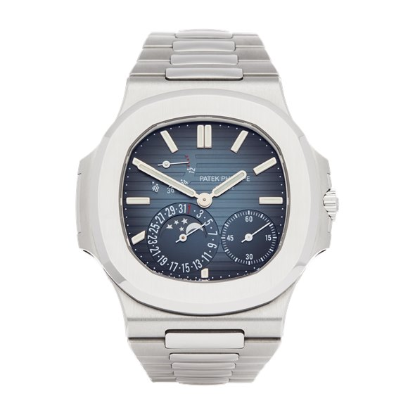 Patek Philippe Nautilus Stainless Steel - 5712/1A-001