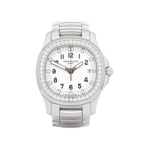 Patek Philippe Aquanaut Diamond Stainless Steel - 5087/1A-010