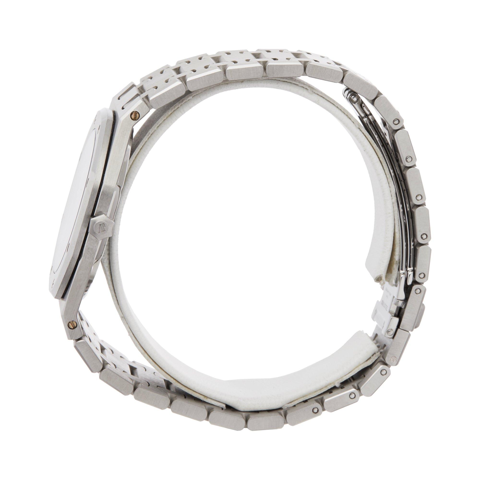 Audemars Piguet Royal Oak Lady Stainless Steel 57175ST.OO.0789ST.01