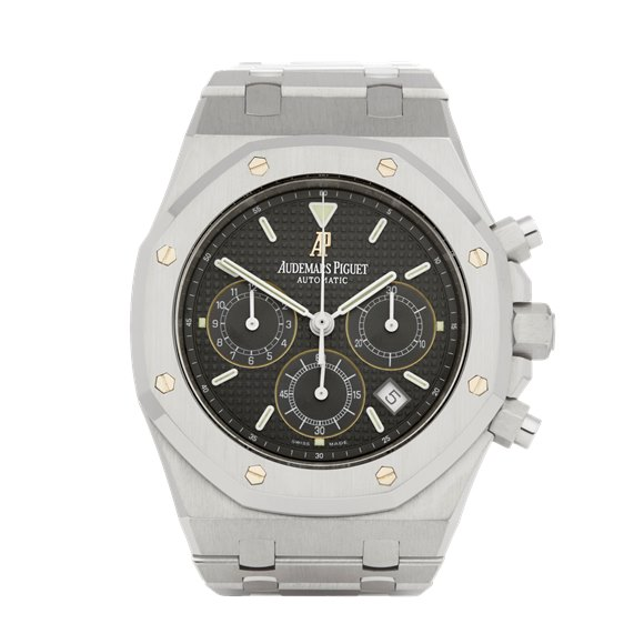Audemars Piguet Royal Oak Kasparov Chronograph Stainless Steel - 25860ST.OO.1110ST.01