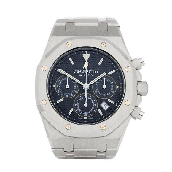Audemars Piguet Royal Oak Kasparov Chronograph Stainless Steel - 25860ST.OO.1110ST.01