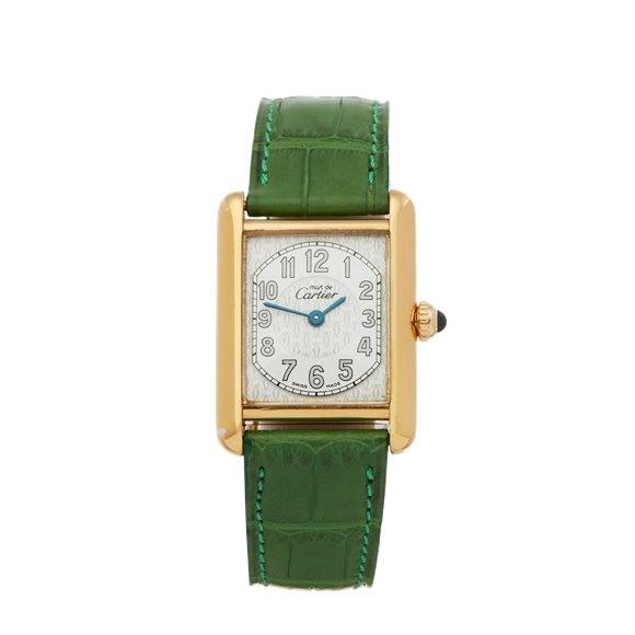 Cartier Must de Cartier Gold Plated - 2415