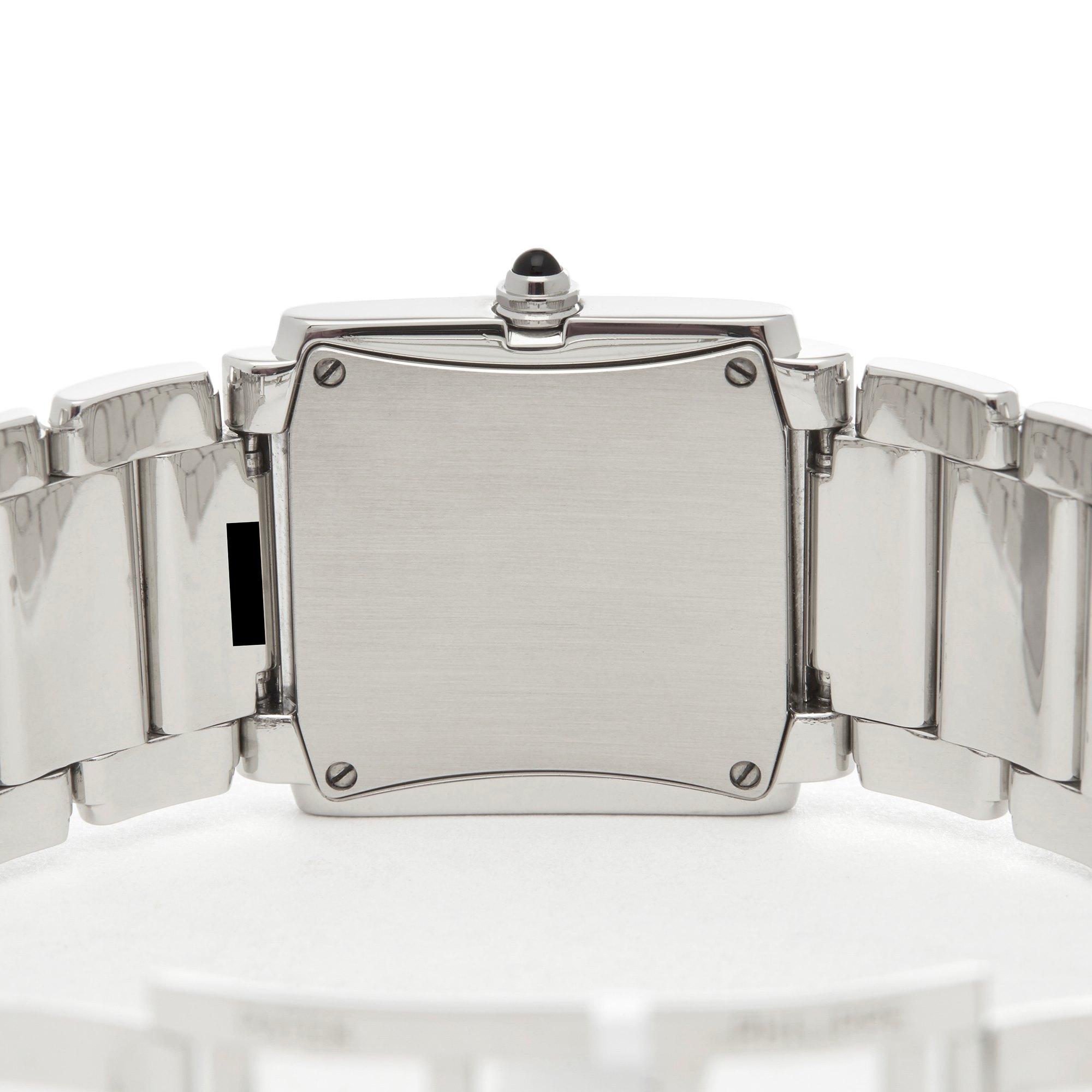Patek Philippe Twenty-4 Diamond Stainless Steel 4910A