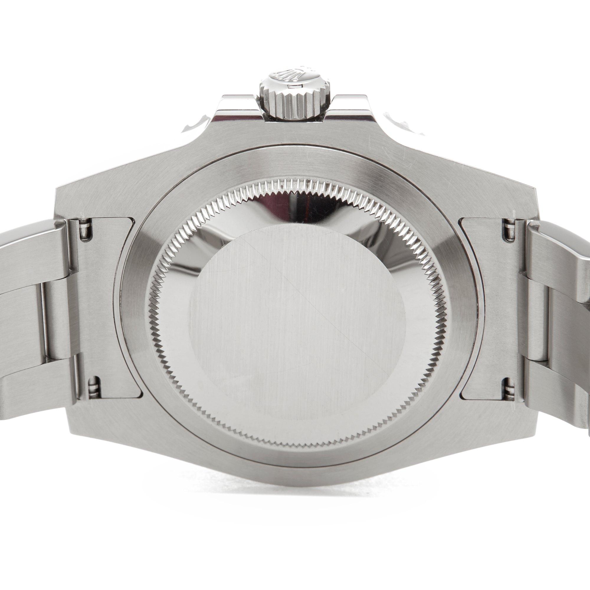Rolex Submariner Non Date Roestvrij Staal 114060