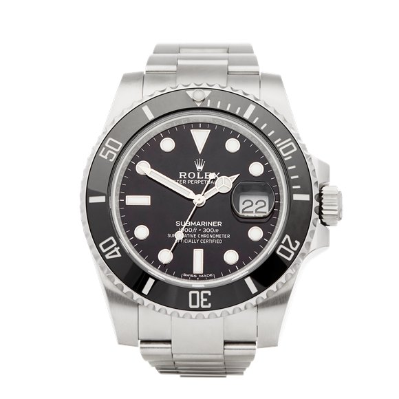 Rolex Submariner Date Stainless Steel - 116610LN