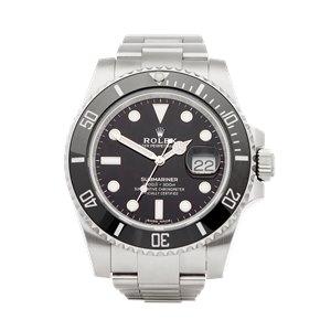 Rolex Submariner Date Stainless Steel - 116610LN
