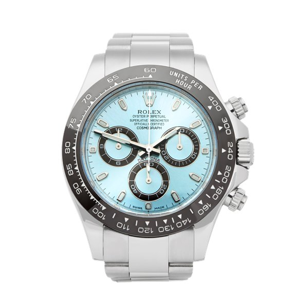Rolex Daytona 1st Edition Frosty Platinum - 116506