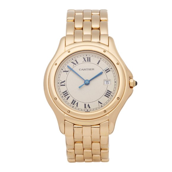 Cartier Panthère Cougar 18K Yellow Gold - 116000R