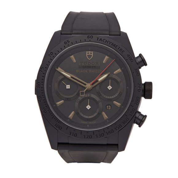 Tudor  Blackshield Chronograph Ceramic - 42000CN
