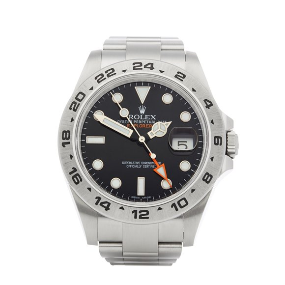 Rolex Explorer II XL Stainless Steel - 216570