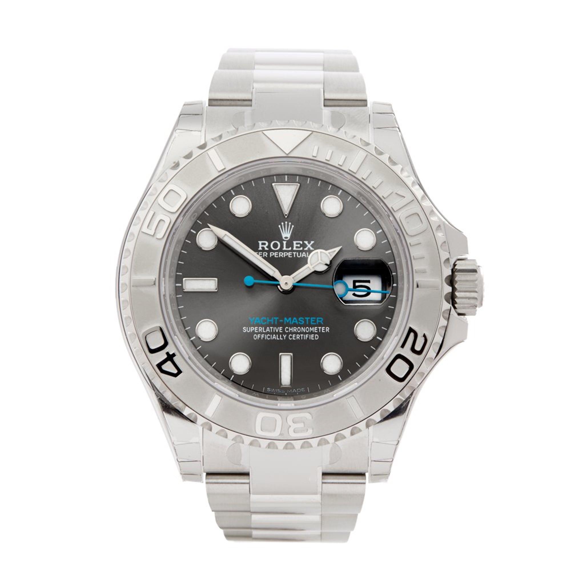 Rolex Yacht-Master Stainless Steel 116622