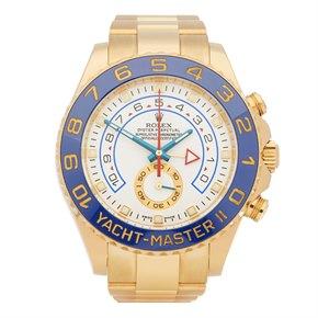 Rolex Yacht-Master II Regatta Chronograph 18K Yellow Gold - 116688