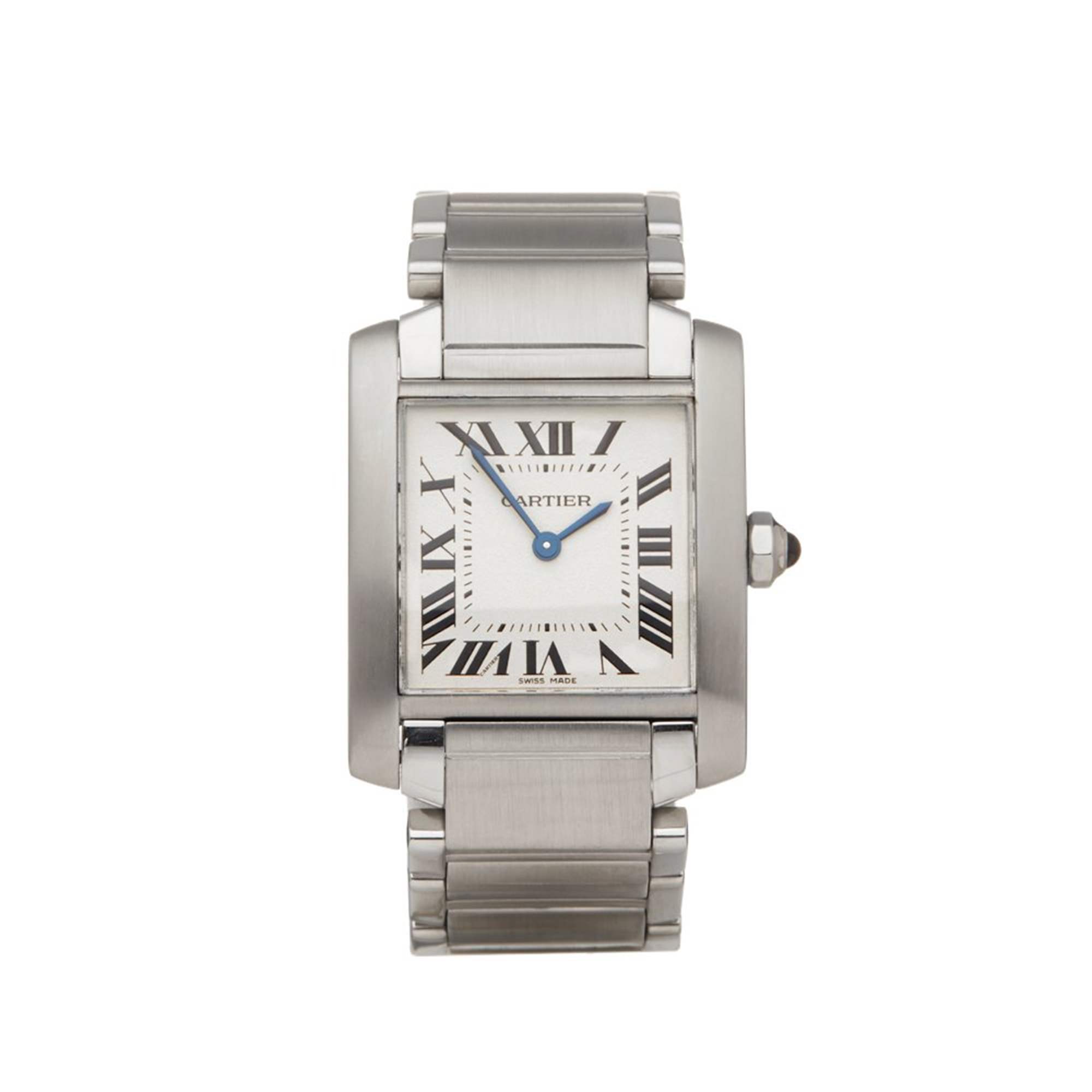 Cartier Tank Francaise Stainless Steel W51003Q3 OR 2301