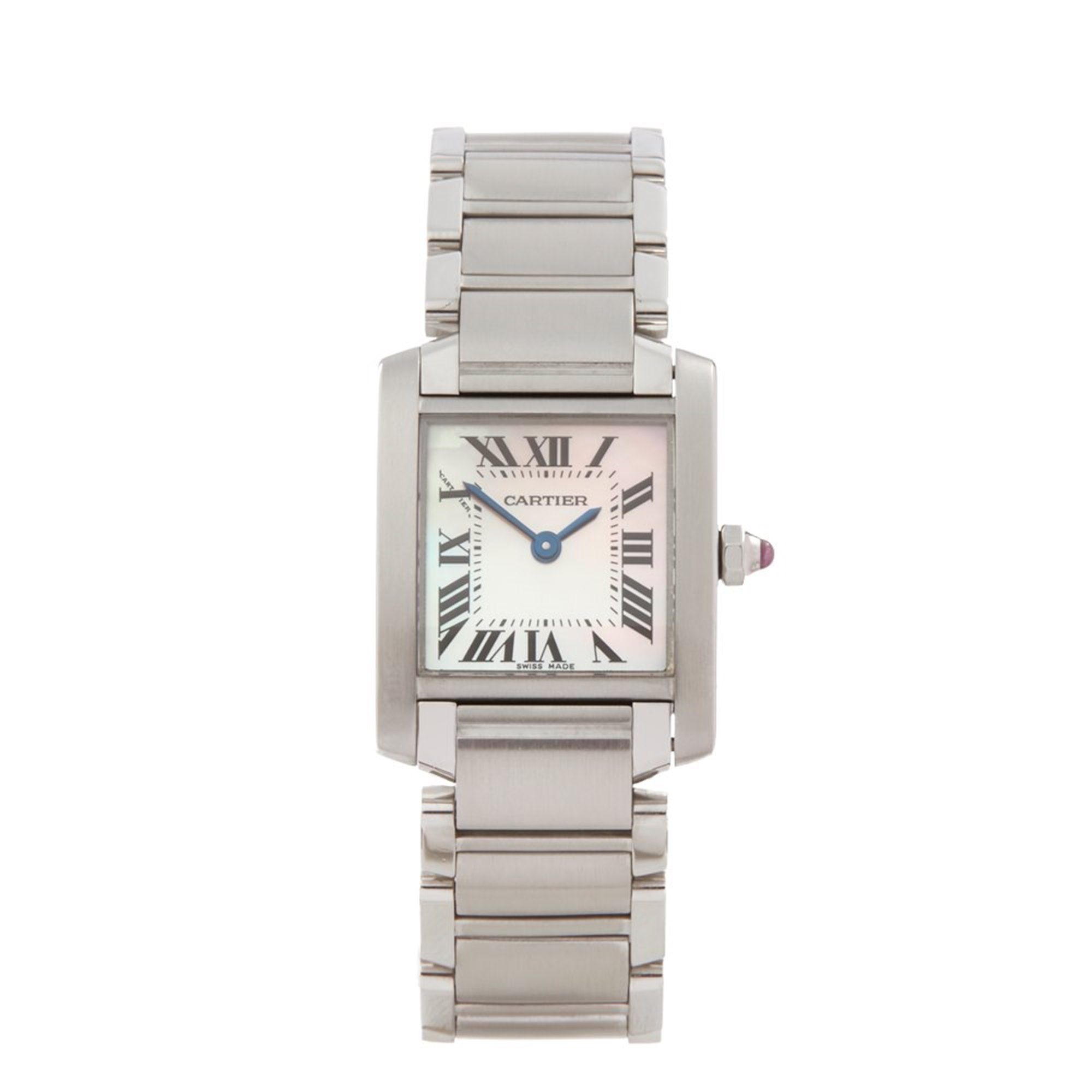Cartier Tank Francaise Stainless Steel W51008Q3 or 2384