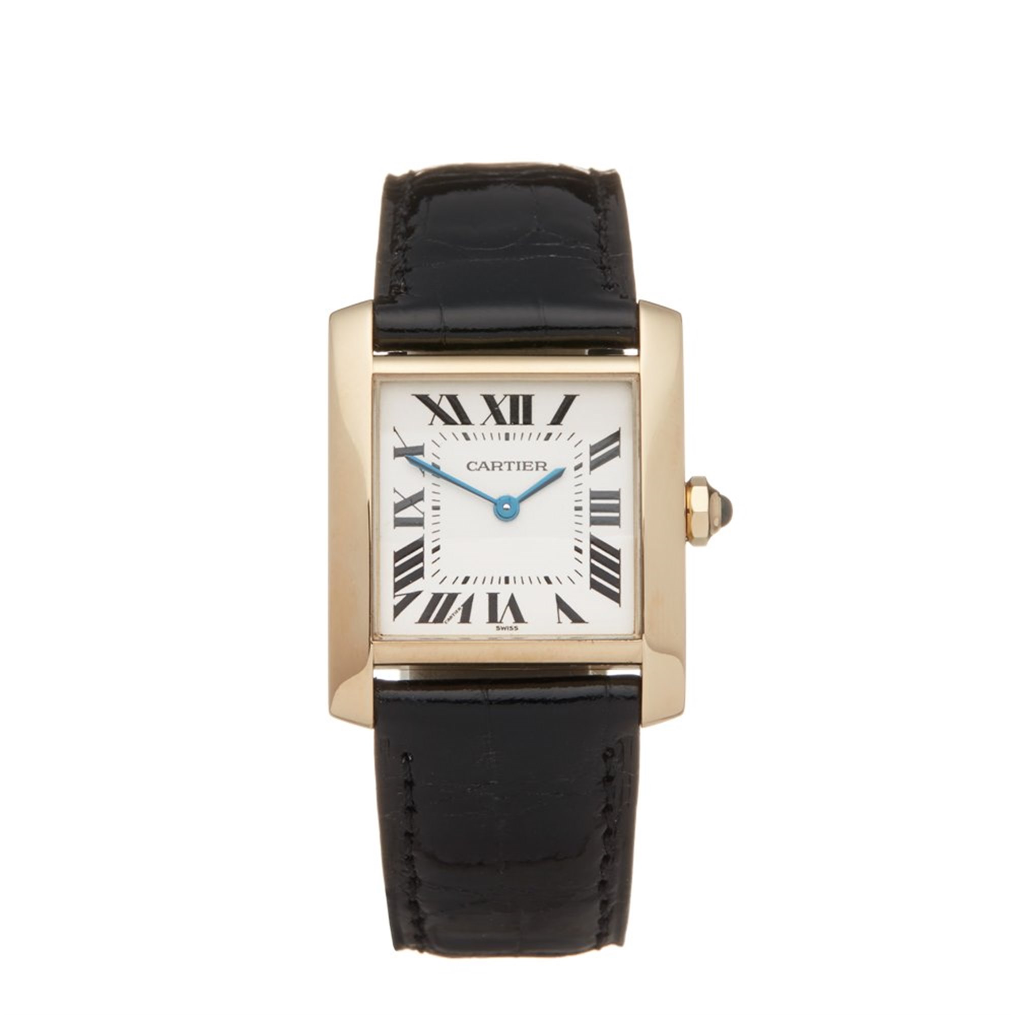 Cartier Tank Francaise 18K Yellow Gold W5000356 or 1821