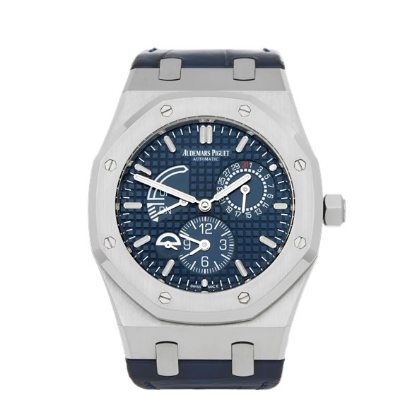 Audemars Piguet Royal Oak Dual Time Stainless Steel - 26124ST.OO.D018CR.01
