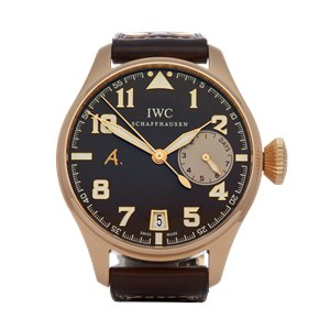 IWC Big Pilot's Saint Exupery Ltd Edition 18K Rose Gold - IW500421