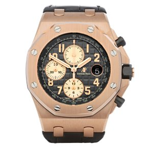 Audemars Piguet Royal Oak Offshore Chronograph 18K Rose Gold - 26470.OR.OO.A125CR.01
