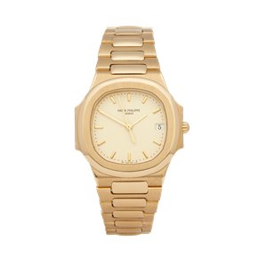 Patek Philippe Nautilus 18K Yellow Gold - 3900/1
