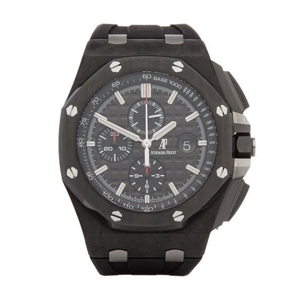 Audemars Piguet Royal Oak Offshore Chronograph Carbon - 26400AU.OO.A002CA.01
