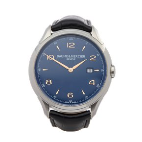 Baume & Mercier Clifton Stainless Steel - M0A10420