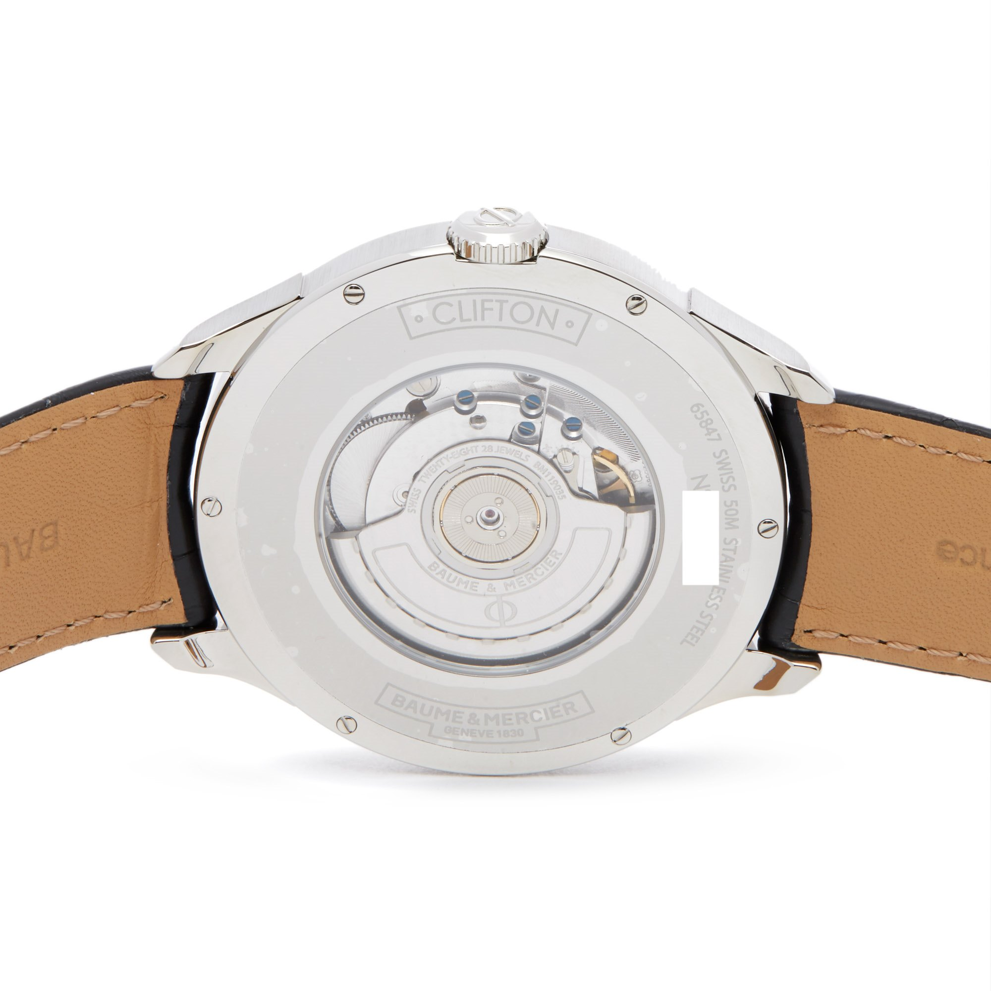 Baume & Mercier Clifton Stainless Steel M0A10421