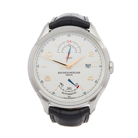 Baume & Mercier Clifton Stainless Steel - M0A10421