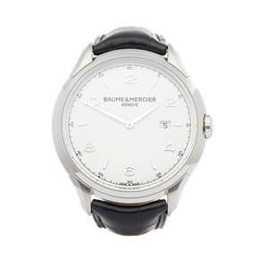 Baume & Mercier Clifton Stainless Steel - M0A10419