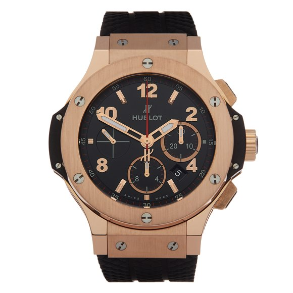 Hublot Big Bang Chronograph 18K Rose Gold - 301.PX.130.RX