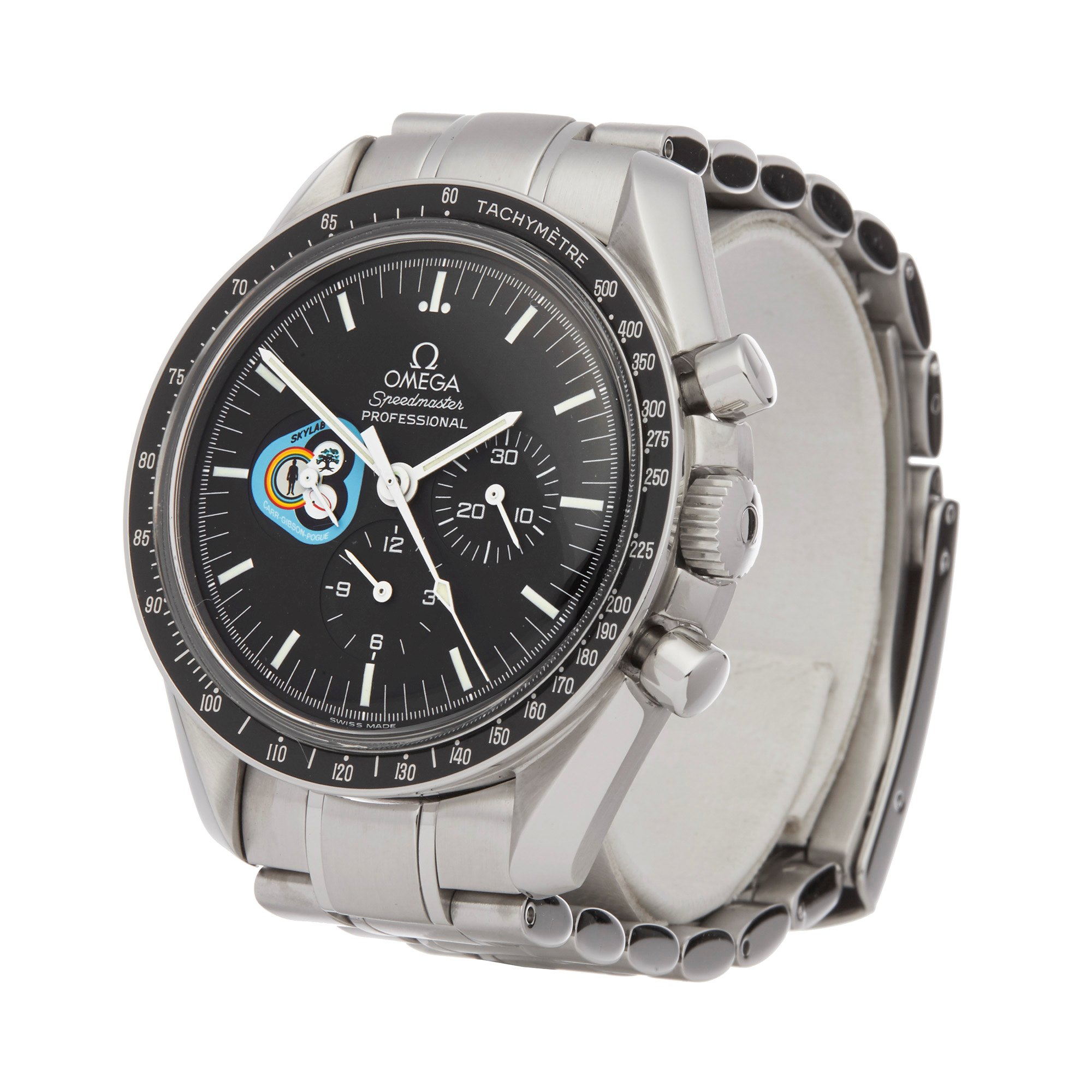 Omega Speedmaster Missions Skylab III Chronograph Stainless Steel - 345.0022 3597.23.00 Stainless Steel 345.0022 3597.23.00