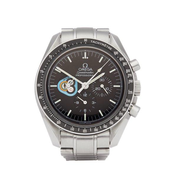 Omega Speedmaster Missions Skylab  III Chronograph Stainless Steel - 345.0022 3597.23.00
