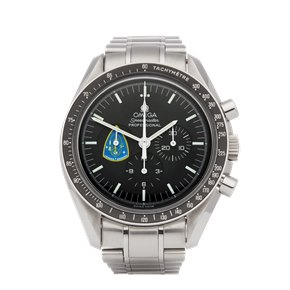 Omega Speedmaster Missions Conrad Gordon Chronograph Stainless Steel - 145.0022 3450022