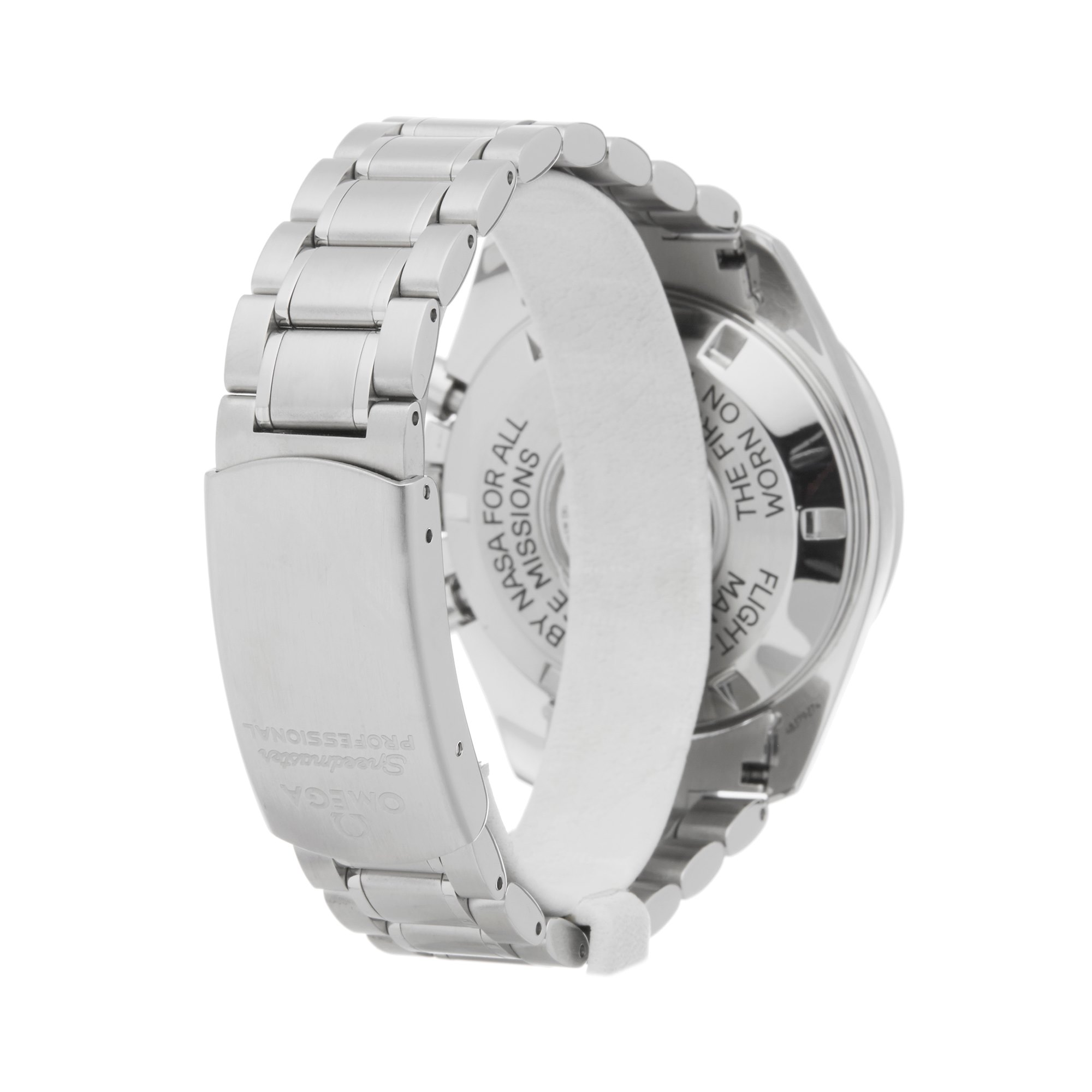 Omega Speedmaster Missions Gemini VII Chronograph Roestvrij Staal 145.0022 35970500