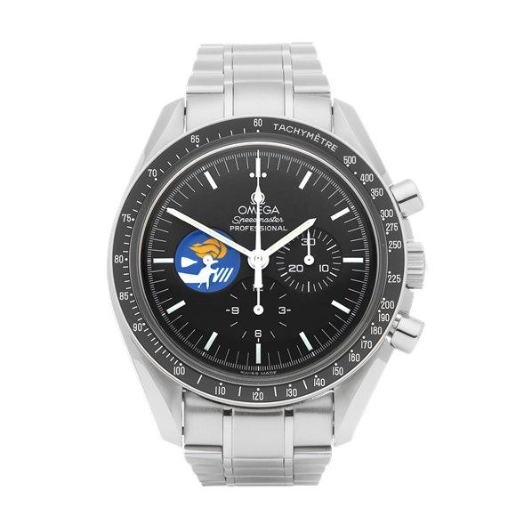 Omega Speedmaster Missions Gemini VII Chronograph Stainless Steel - 145.0022 35970500