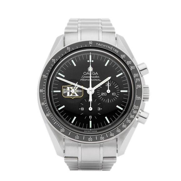 Omega Speedmaster Missions Gemini IX Chronograph Stainless Steel - 3597.07.00