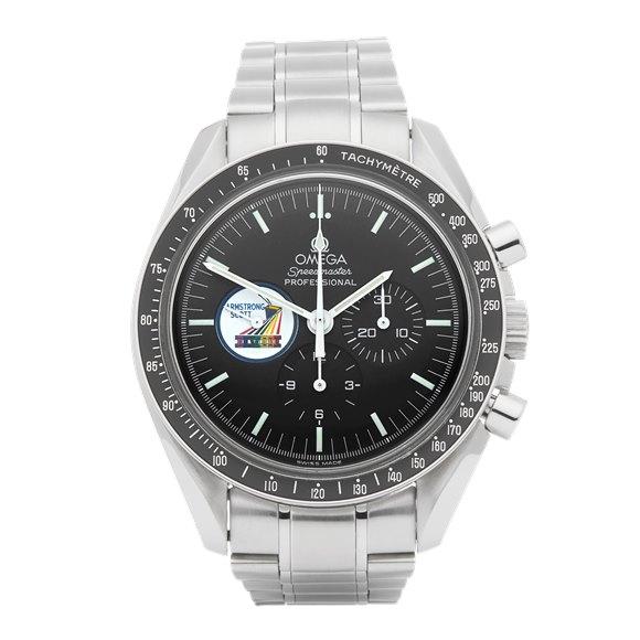 Omega Speedmaster Missions Scott Armstrong IIVIII Chronograph Stainless Steel - 145.0022 35970600