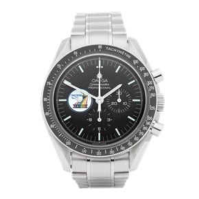 Omega Speedmaster Missions Scott Armstrong IIVIII Chronograph Stainless Steel - 145.0022 35970600