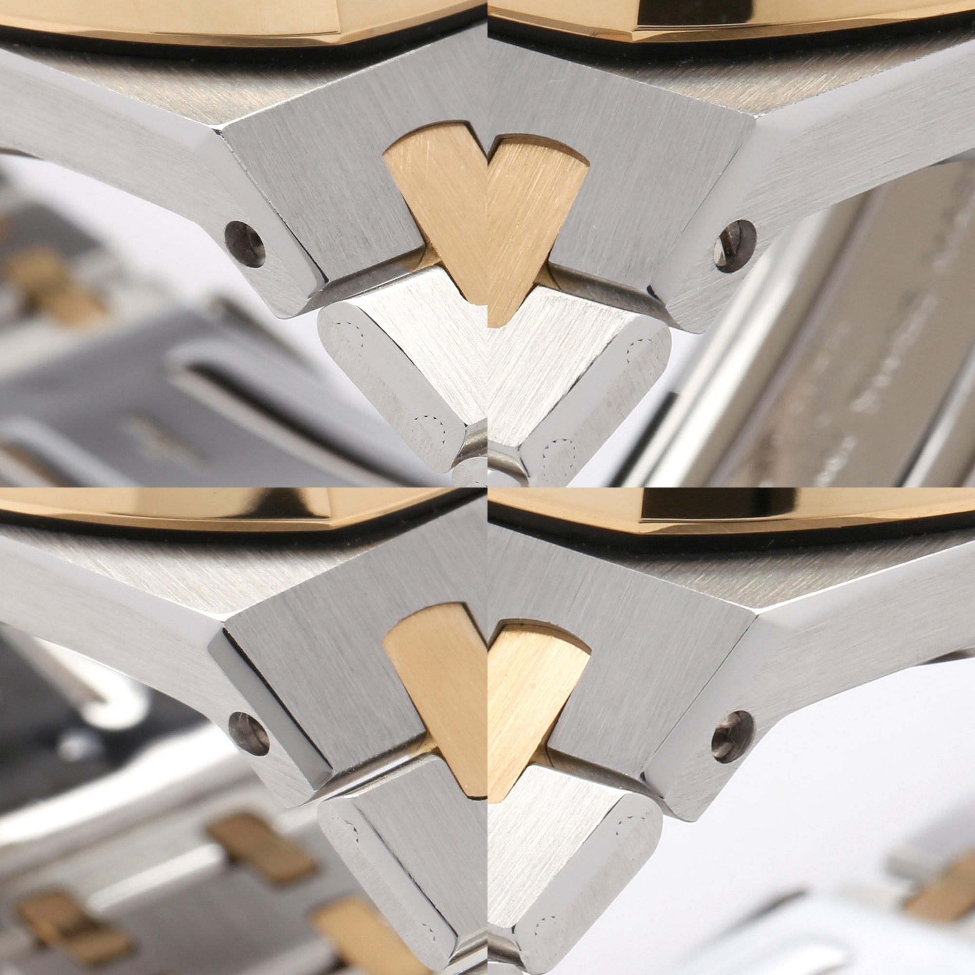 Audemars Piguet Royal Oak 18K Yellow Gold & Stainless Steel 4100