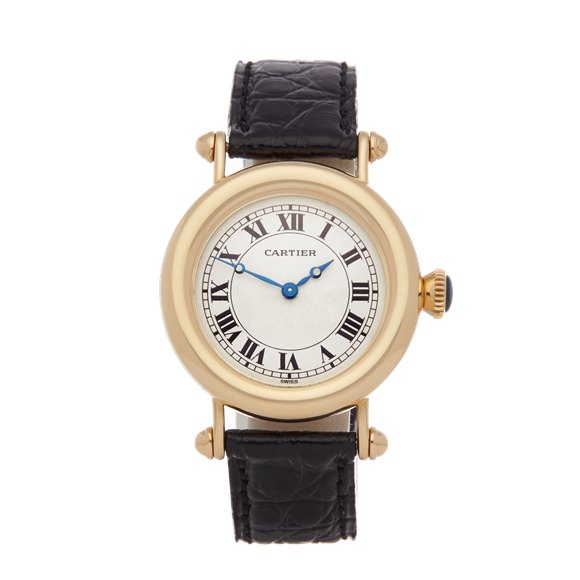 Cartier Diabolo Mechanique 18K Yellow Gold - 1460
