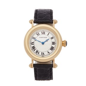Cartier Diabolo Mechanique 18K Yellow Gold - 1460 D