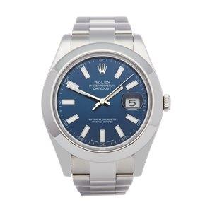 Rolex Datejust II Stainless Steel - 116300