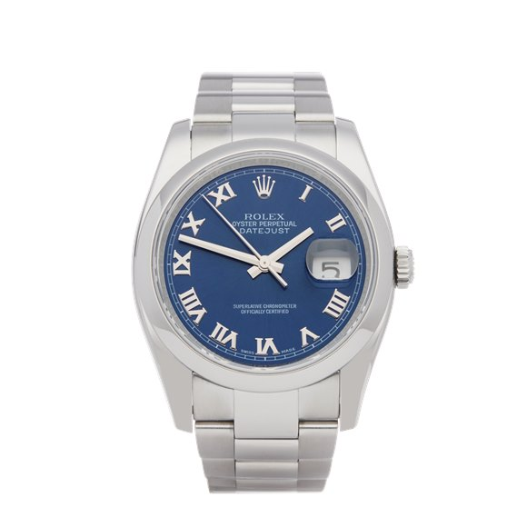 Rolex Datejust 36 Stainless Steel - 116200