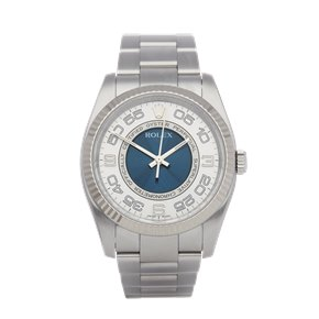 Rolex Oyster Perpetual 36 Stainless Steel - 116034