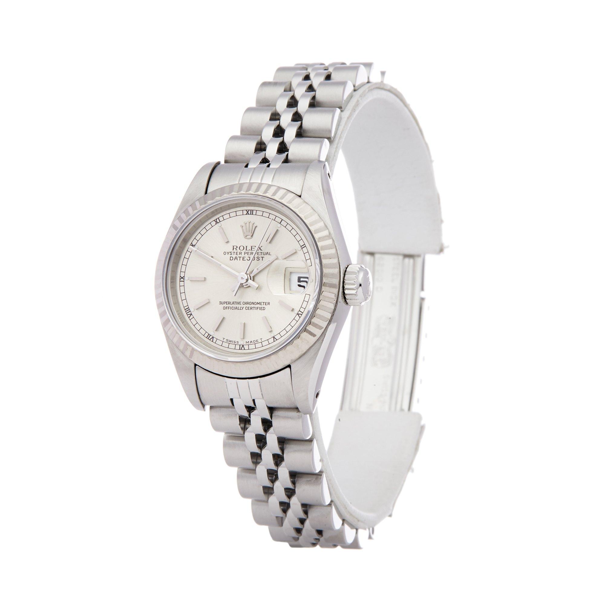 Rolex Datejust 26 Stainless Steel 69174