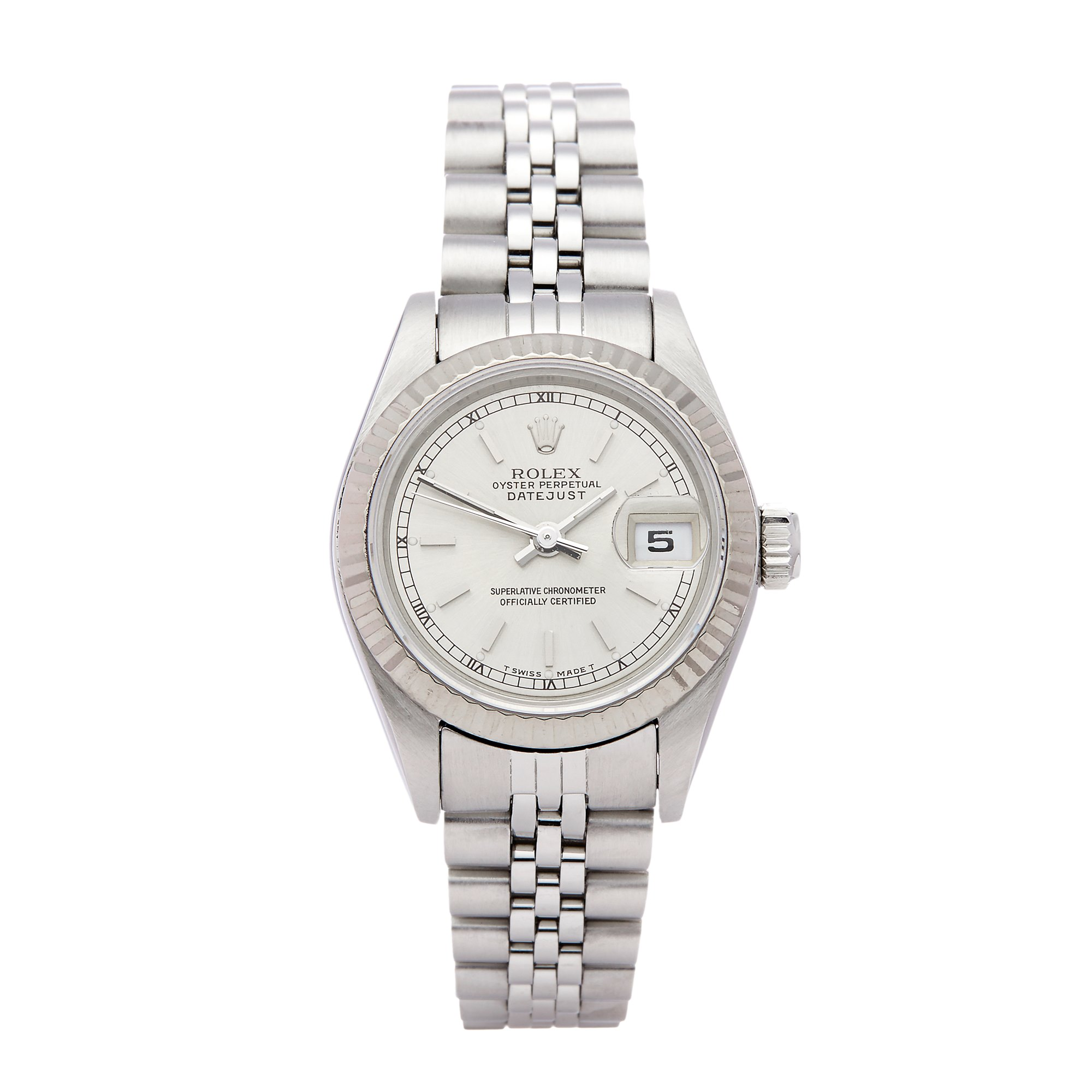 Rolex Datejust 26 Roestvrij Staal 69174