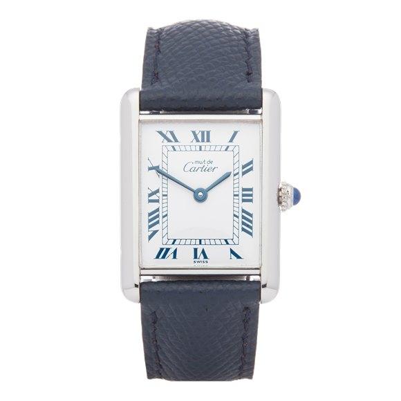 Cartier Must de Cartier Silver - 7330